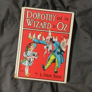 Other - Dorothy and the Wizard in Oz Illustrated Hardcover